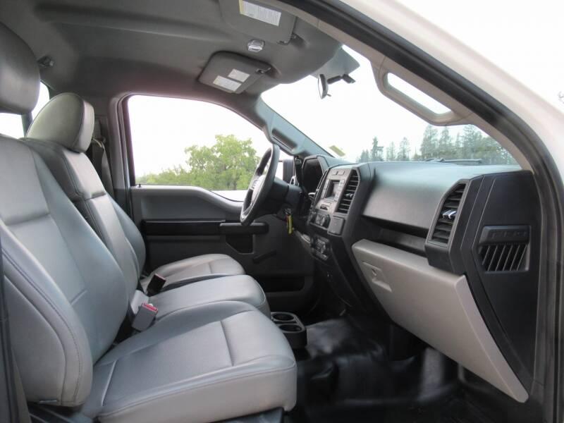 2015 Ford F-150 F150 Reg Cab Short Bed XL***Rack, Tool Box*** - San Jose CA