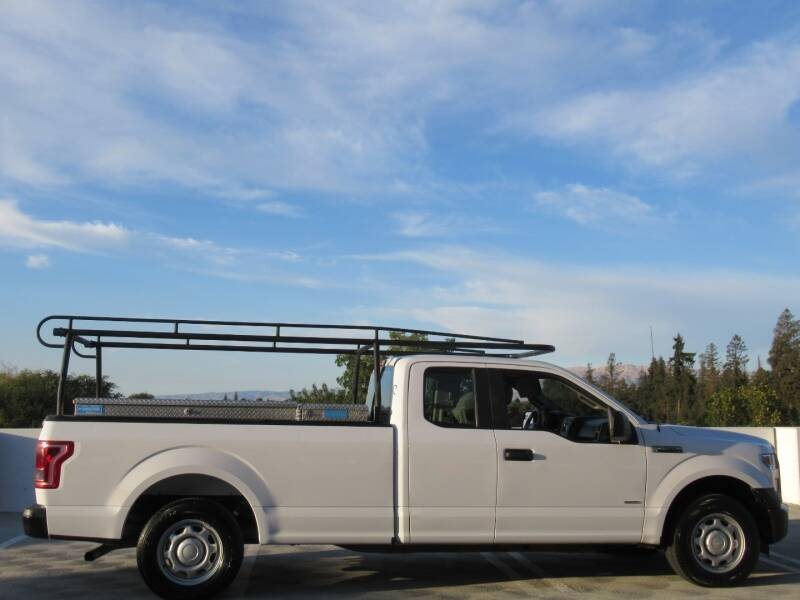 2016 Ford F-150 2WD SuperCab 145 XL - San Jose CA