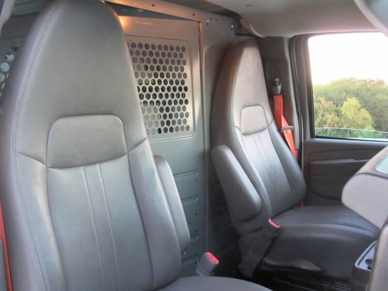 2014 GMC Savana Cargo 3500 3dr Cargo Van w/1WT - San Jose CA