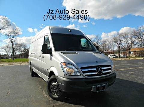 2010 Mercedes-Benz Sprinter Cargo for sale in Summit, IL