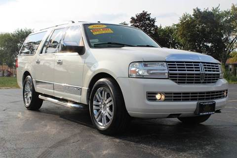 2007 Lincoln Navigator L for sale in Summit, IL