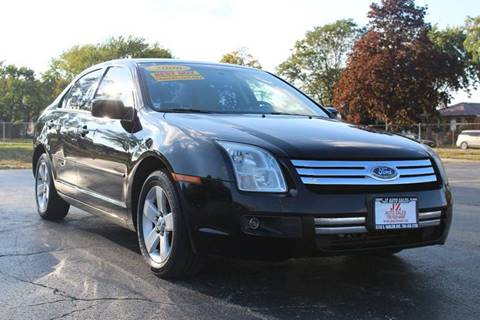 2006 Ford Fusion for sale in Summit, IL