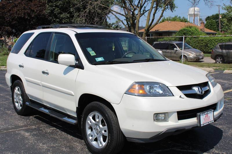 Acura Mdx AWD Touring Dr SUV WNavi And Entertainment System - 2004 acura mdx rims