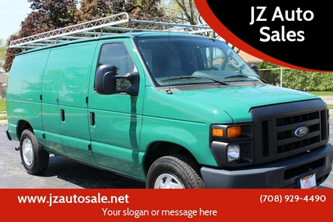 2012 Ford E-Series Cargo for sale at JZ Auto Sales in Summit IL