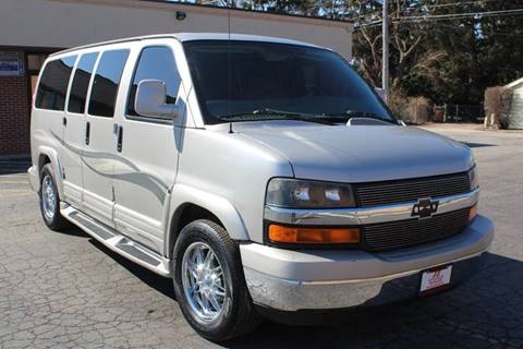 2007 Chevrolet Express Cargo for sale in Summit, IL