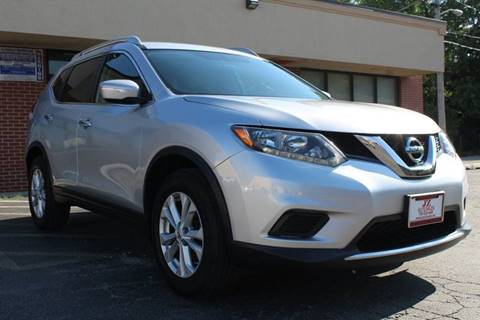 2014 Nissan Rogue for sale at JZ Auto Sales in Summit IL