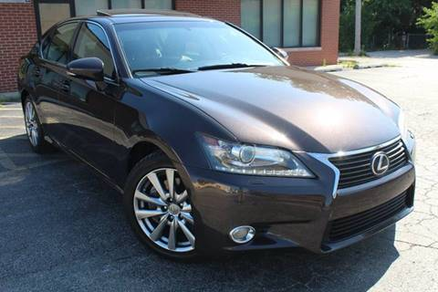 2013 Lexus GS 350 for sale at JZ Auto Sales in Summit IL