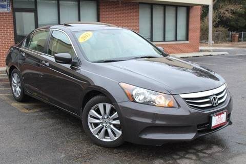 2012 Honda Accord for sale at JZ Auto Sales in Summit IL