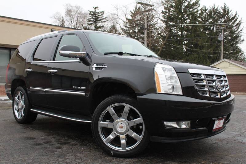 2012 Cadillac Escalade for sale at JZ Auto Sales in Summit IL