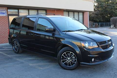 2016 Dodge Grand Caravan for sale at JZ Auto Sales in Summit IL