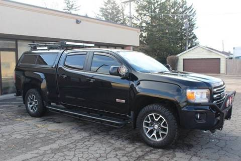 2015 GMC Canyon for sale at JZ Auto Sales in Summit IL