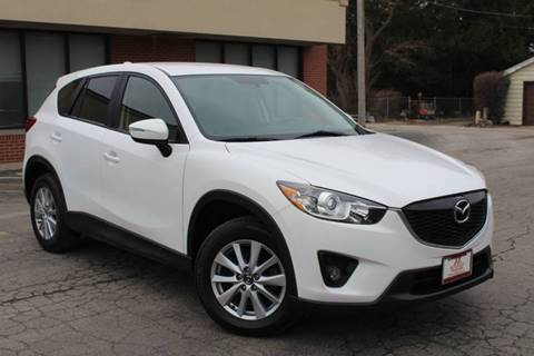 2015 Mazda CX-5 Touring for sale at JZ Auto Sales in Summit IL