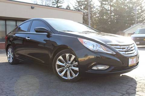 2011 Hyundai Sonata Limited for sale at JZ Auto Sales in Summit IL