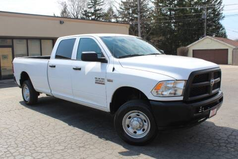 2016 RAM Ram Pickup 2500 Tradesman for sale at JZ Auto Sales in Summit IL