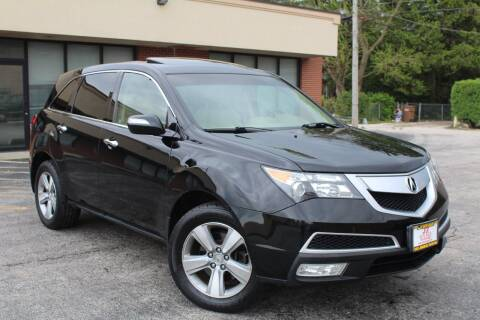 2012 Acura MDX for sale at JZ Auto Sales in Summit IL