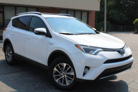 2016 Toyota RAV4 Hybrid for sale at JZ Auto Sales in Summit IL