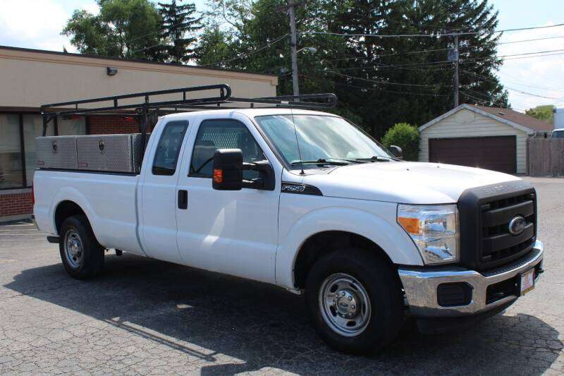 2012 Ford F-250 Super Duty for sale at JZ Auto Sales in Summit IL