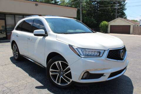 2017 Acura MDX for sale at JZ Auto Sales in Summit IL