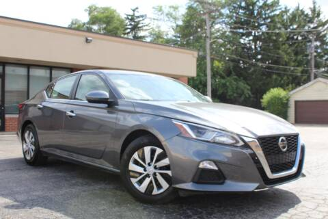 2020 Nissan Altima for sale at JZ Auto Sales in Summit IL