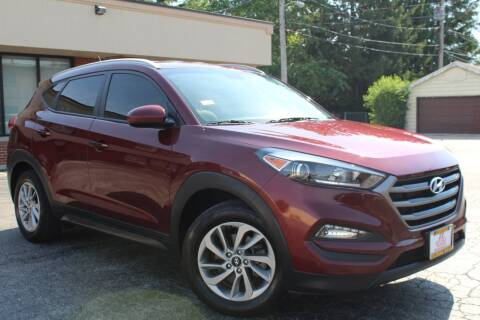2016 Hyundai Tucson for sale at JZ Auto Sales in Summit IL