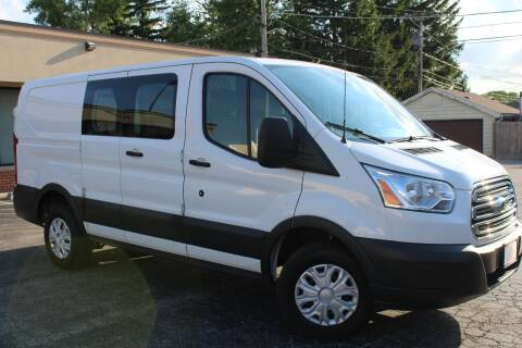 2016 Ford Transit Cargo for sale at JZ Auto Sales in Summit IL