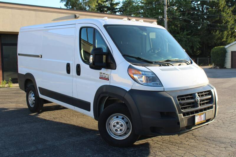 2017 RAM ProMaster Cargo for sale at JZ Auto Sales in Summit IL
