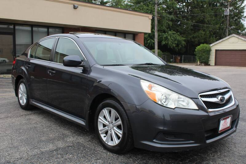 2011 Subaru Legacy for sale at JZ Auto Sales in Summit IL