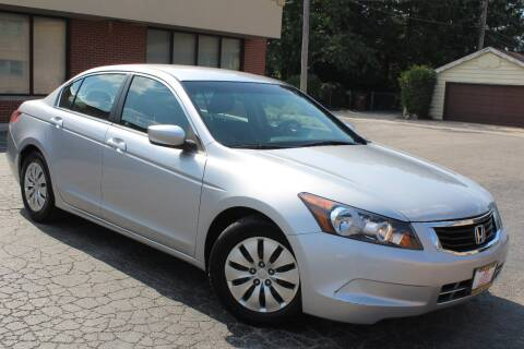 2010 Honda Accord for sale at JZ Auto Sales in Summit IL