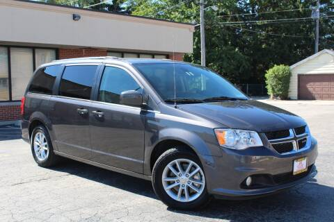 2019 Dodge Grand Caravan for sale at JZ Auto Sales in Summit IL