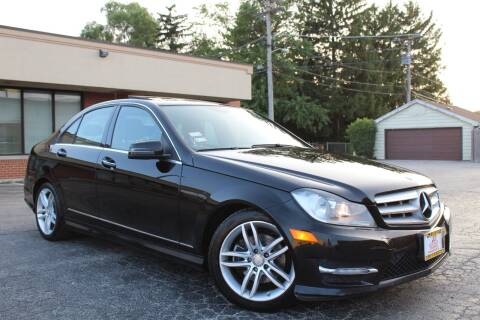 2012 Mercedes-Benz C-Class for sale at JZ Auto Sales in Summit IL