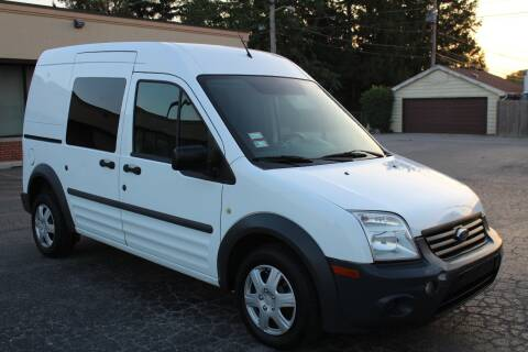 2012 Ford Transit Connect for sale at JZ Auto Sales in Summit IL