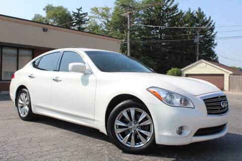 2011 Infiniti M37 for sale at JZ Auto Sales in Summit IL