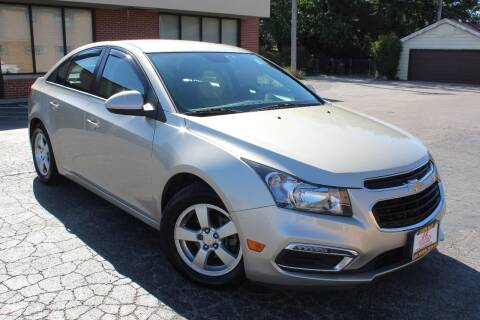 2016 Chevrolet Cruze Limited for sale at JZ Auto Sales in Summit IL