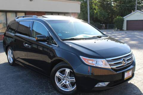 2012 Honda Odyssey for sale at JZ Auto Sales in Summit IL