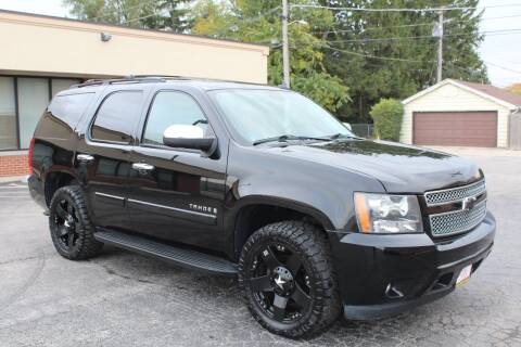 2008 Chevrolet Tahoe for sale at JZ Auto Sales in Summit IL