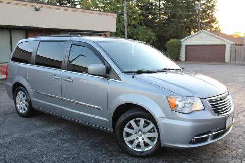 2015 Chrysler Town and Country for sale at JZ Auto Sales in Summit IL