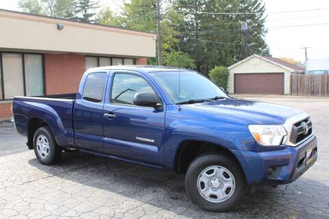 2014 Toyota Tacoma for sale at JZ Auto Sales in Summit IL