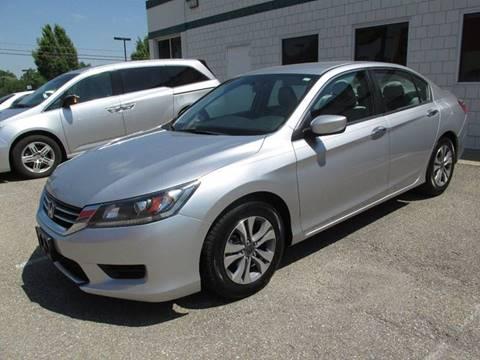 2014 Honda Accord for sale at Earley Enterprises in Overland Park KS