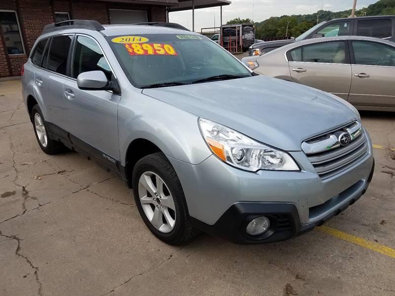 2014 Subaru Outback AWD 2.5i Premium 4dr Wagon CVT - Kansas City KS