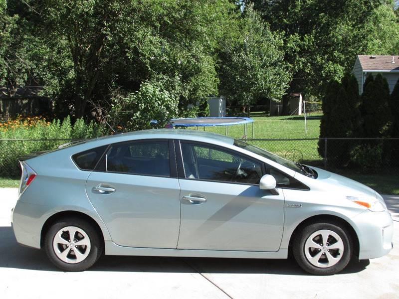 2014 Toyota Prius Four 4dr Hatchback - Kansas City KS