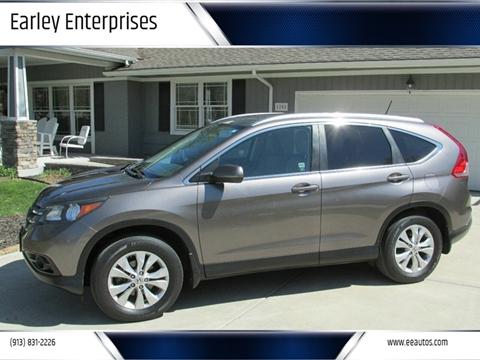 2012 Honda CR-V for sale in Overland Park, KS