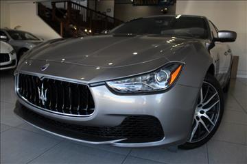 2014 Maserati Ghibli for sale in San Jose, CA