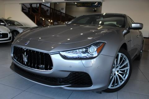2014 Maserati Ghibli for sale in San Jose, CA