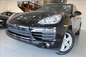 2014 Porsche Cayenne for sale in San Jose, CA