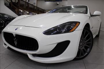 2014 Maserati GranTurismo for sale in San Jose, CA