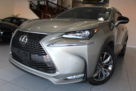 2015 Lexus NX 200t for sale in San Jose, CA