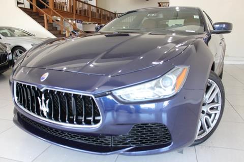 2015 Maserati Ghibli for sale in San Jose, CA