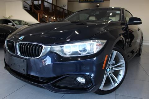 2016 BMW 4 Series for sale in San Jose, CA