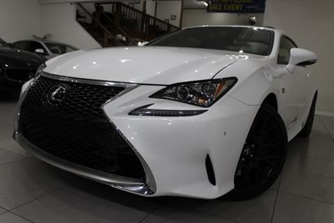 2016 Lexus RC 200t for sale in San Jose, CA