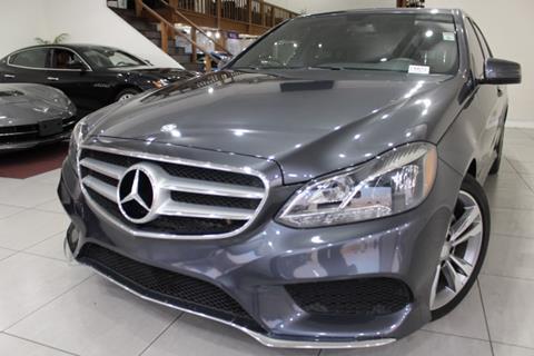 2016 Mercedes-Benz E-Class for sale in San Jose, CA
